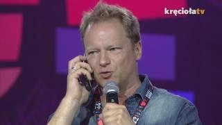 "Video Maciej Stuhr - skecz  ""Rozmowa telefoniczna"" MP3, 3GP, MP4, WEBM, AVI, FLV November 2018"