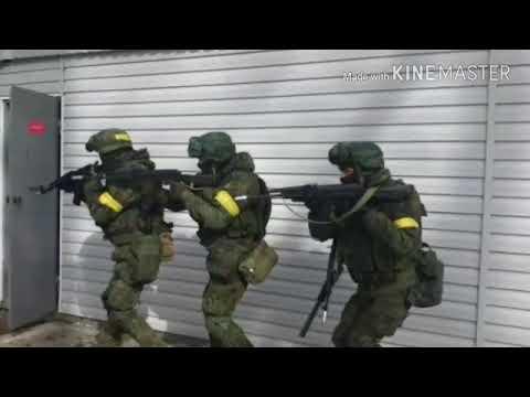 Антитеррористические учения на ул. Автомобилистов