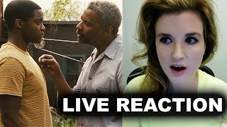 Fences Trailer Reaction by Beyond The Trailer