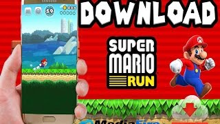 Descargar Super Mario Run Para Android APK PC-EMULADOR SUPERTUTORIALES HD===============CLIC EN MOSTRAR MAS==================Descargar Super Mario Run Para Android APK PC-EMULADOR SUPERTUTORIALES HD================LINK DEL JUEGO =================MEGA: http://wiid.me/qTevZgMEDIAFIRE: http://wiid.me/qTrLRP========================================================================================================SIGUEME EN MIS REDES SOCIALES:FANS:https://www.facebook.com/SuperTutoria...GOOGLE+:https://plus.google.com/u/0/107520079...VISITA MI BLOGhttp://supertutorialeshd.blogspot.com/INSTAGRAM https://www.instagram.com/franvlog/TWITTER https://twitter.com/vlog_fran=====================================================Aquí podras descargar mi extensión para Google Chrome y Mozilla.http://myapp.wips.com/super-tutoriale...=====================================================Gracias por su apoyo....XD