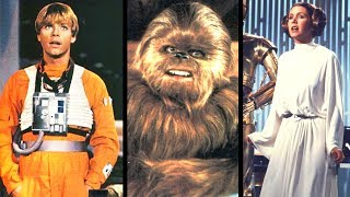 Video The Troubled History of the Star Wars Holiday Special MP3, 3GP, MP4, WEBM, AVI, FLV Maret 2018