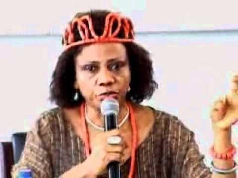The Lost Testament of the Ancestors of Adam: Acholonu Speaks at University of Nigeria (1)