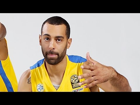 #NoJumpNoGlory Dunk of the Night: Brian Randle, Maccabi Electra Tel Aviv