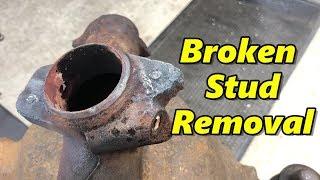 Video Broken Stud Removal in Exhaust Manifold MP3, 3GP, MP4, WEBM, AVI, FLV Juni 2019