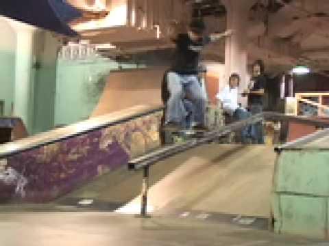 Rhandom Skate Oriental: East Coast Terminal
