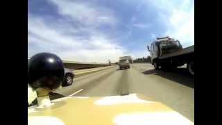 7. Ural GU at freeway speeds.
