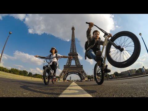 GoPro: BMX Euro Trip with Simone Barraco & Stefan Lantschner (видео)