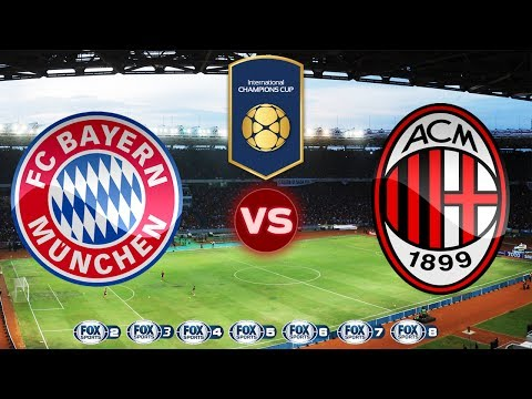 Video Live | Bayern Munich vs AC Milan - ICC 2017, Live Stream In China - English commentary download in MP3, 3GP, MP4, WEBM, AVI, FLV January 2017
