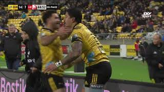 Hurricanes v Lions Rd.12 2018 Super Rugby Video Highlights