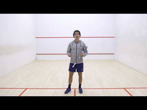 Squash refereeing analysis: Yes let - Tayeb vs Gohar