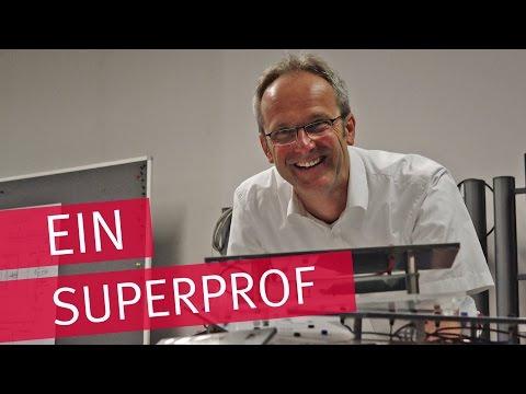 Ein Superprof - Der Lehrpreisträger 2016