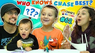 Video Chase's Corner: WHO KNOWS FGTEEV CHASE BEST? #62 | DOH MUCH FUN MP3, 3GP, MP4, WEBM, AVI, FLV September 2019