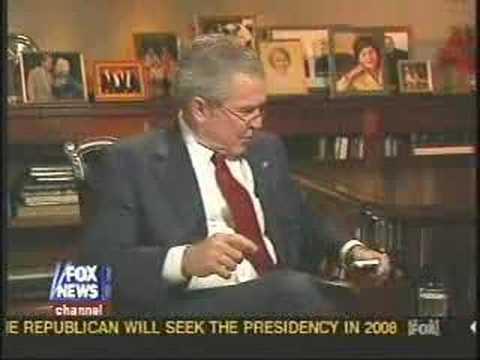 El iPod de George Bush