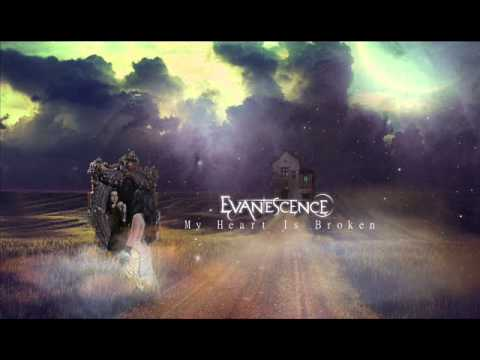 Evanescence- My Heart Is Broken  - Piano Instrumental