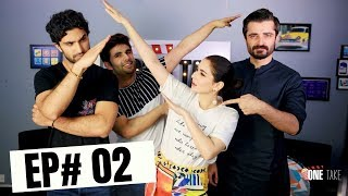Video Hamza Ali Abbasi, Ahad Raza Mir And Hania Amir | Parwaz Hai Junoon | One Take | Season 2 | Episode 2 MP3, 3GP, MP4, WEBM, AVI, FLV Agustus 2018