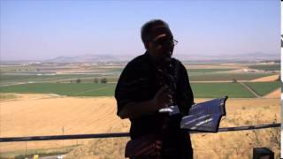 Video Jezreel Valley at Megiddo, 2015 Israel Tour MP3, 3GP, MP4, WEBM, AVI, FLV Juli 2018
