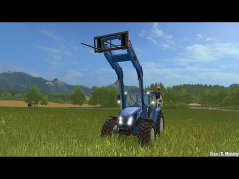 New Holland T4 v1.0.0.0