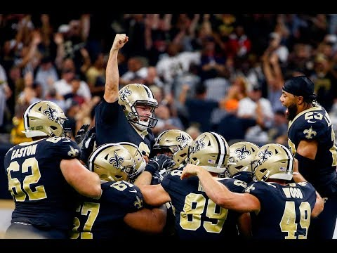 Texans vs. Saints Week 1 Game Highlights | NFL (60FPS)