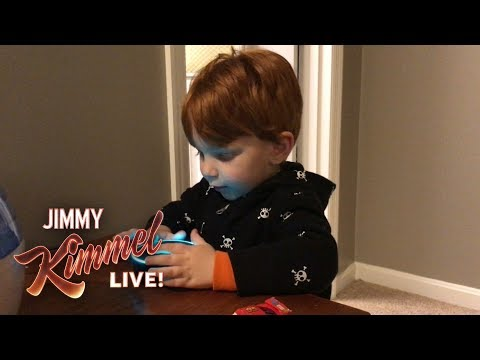 Jimmy Kimmel Declares Viral Clip of the Year 2017