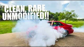 I bought a CLEAN, RARE, UNMODIFIED IS300! by Evan Shanks