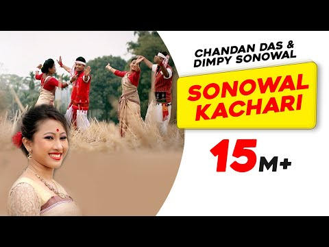 Video Sonowal Kachari | Dimpy Sonowal | Chandan Das | Super Hit Bihu Song 2017 download in MP3, 3GP, MP4, WEBM, AVI, FLV January 2017