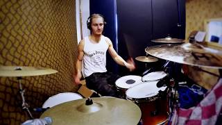 Video Okult - ŠTVANICE (drums cam)