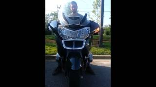 3. BMW R1200RT LED Run/Turn Lights