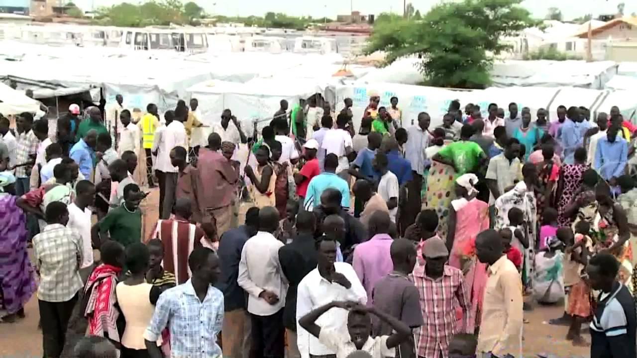 Дети Южного Судана