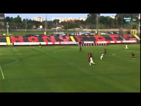 Galatasaray 1 - Honved 0 (İlk Yarı Özseti)
