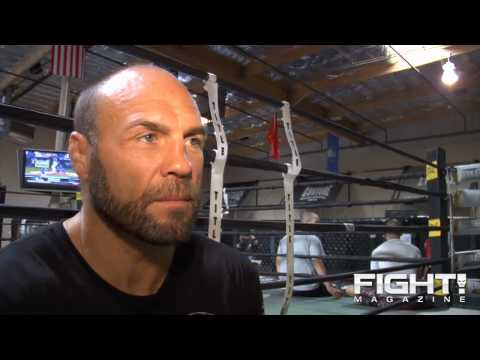 Randy Couture talks James Toney As a Crossover Fight Its Gonna Be Big