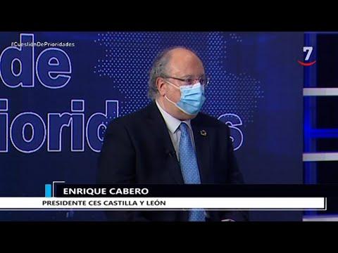 """Entrevista al Presidente del CES en el programa """"Cuestión de prioridades"""""""