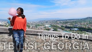 GEORGIA EUROPE (COUNTRY) TRAVEL GUIDE - TBILISI, GEORGIA TRAVEL VLOG - Things To Do In Tbilisi, Georgia...