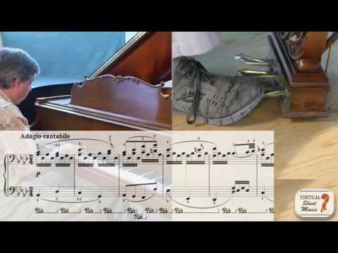 How to Use the Pedal on the Piano - Part 2