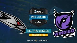 AGO vs Windigo - ESL Pro League EU - bo1 - de_mirage [ceh9]