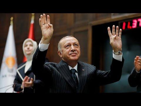 Ερντογάν: Συνεχίζουμε τις γεωτρήσεις, ό,τι κι αν λέει ο Έλληνας πρωθυπουργός…