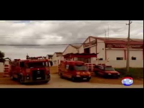 Vídeo Institucional do Posto Avançado de Bombeiros em Araripina
