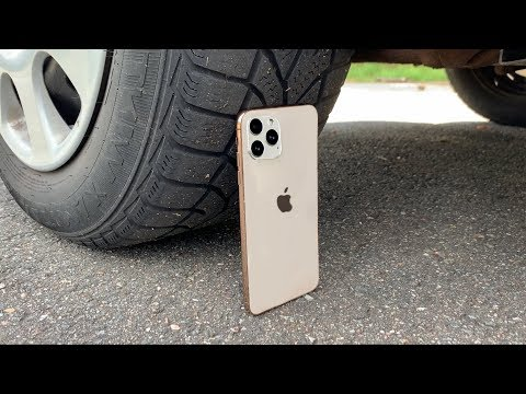 iPhone 11 Pro vs CAR