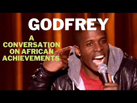 Comedian Godfrey Interview (In Godfrey We Trust Podcast, Gas Digital Network, Vlad TV)