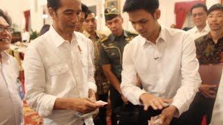 Video Presiden Jokowi Minta Diajarkan Sulap! | abracadaBRO Magic MP3, 3GP, MP4, WEBM, AVI, FLV September 2018