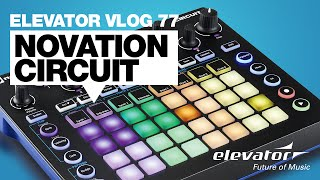 Download Lagu Novation Circuit - Groovebox - Test (Elevator Vlog 77 deutsch) Mp3
