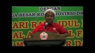 Sambutan Ali Mochtar Ngabalin