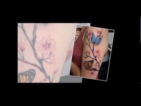Butterfly tattoos (Sexiest butterfly tattoos designs,tattoo ideas, tattoo pictures)