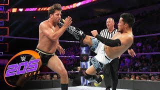 Nonton Akira Tozawa Vs  Drew Gulak  Wwe 205 Live  Sept  5  2017 Film Subtitle Indonesia Streaming Movie Download