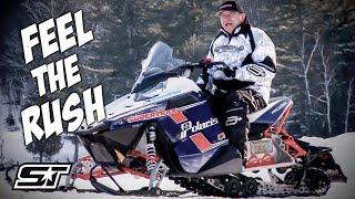 5. SnowTrax Test Rides Polaris Rush 800