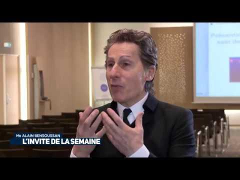 Week guest: Maître Alain Bensoussan