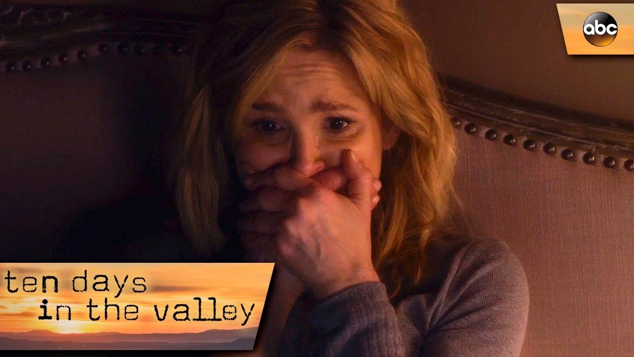 What Happens When Fiction Becomes All Too Real? Kyra Sedgwick in ABC Thriller Series 'Ten Days in the Valley' with Adewale Akinnuoye-Agbaje & Malcolm-Jamal Warner