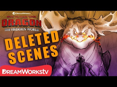 HOW TO TRAIN YOUR DRAGON: THE HIDDEN WORLD   Deleted Scenes Compilation