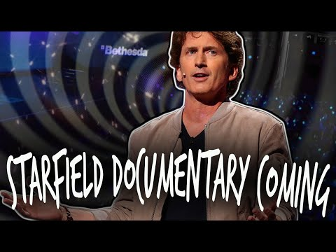 Starfield Documentary Plans SURFACED By No Clip & Bethesda