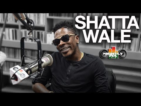 Shatta Wale talks Ghanian dancehall, wanting to be Jamaican + working w/ Alkaline
