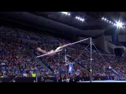 gymnastics - Aug. 17, 2013 - XL Center - Hartford, Conn. NBC Broadcast.